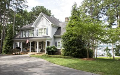 Photo for Luxurious Lake Allatoona Waterfront Retreat with Stunning Views