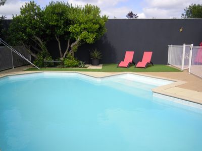 Photo for LOFT WITH PRIVATE POOL IN CHALLANS NEAR CENTER
