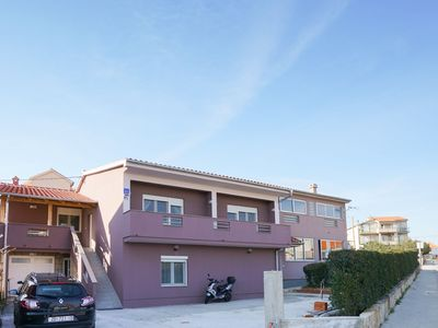 Photo for Modern and bright apartment with private terrace 2.5 km away from Zadar old town