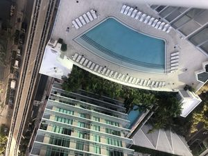 Photo for 2 bedroom 2 bath condo with roof top pool in the heart of downtown Brickell
