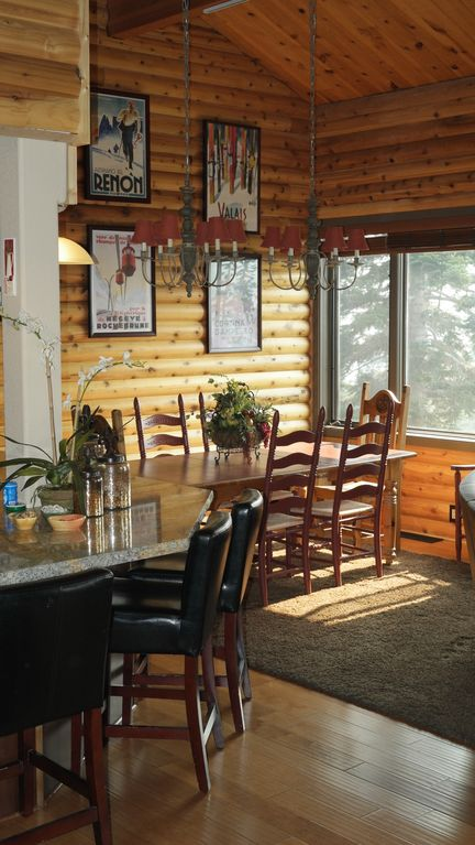 Amazing Ski In Ski Out Bridges Townhome Homeaway Mammoth Lakes
