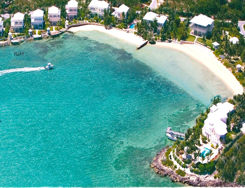 5 STAR RATED OCEANFRONT VILLA AT FEBRUARY POINT, INCLUDES MARINA SLIP! -  George Town