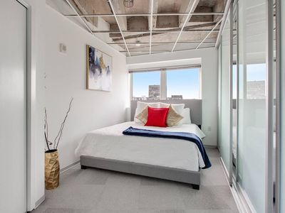 Photo for Perfectly Located Downtown Apartment - One Bedroom Apartment, Sleeps 3
