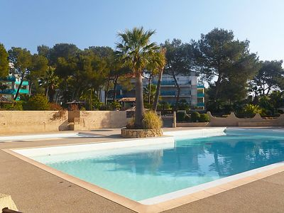 Photo for Apartment Les Jardins de Jade A  in Saint - Raphaël, Cote d'Azur - 6 persons, 3 bedrooms