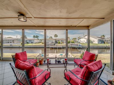 Photo for Roelens Vacations - Villa Waterway - North Fort Myers