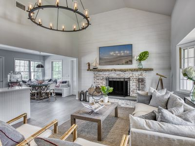 Photo for ***NEW*** EAST HAMPTON VILLAGE FRINGE BEACH HOUSE - PERFECT FOR FAMILIES
