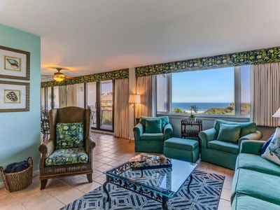 Photo for Enjoy This Beautiful Oceanfront Condo on Amelia Island Plantation With Gorgeous Sunrises!