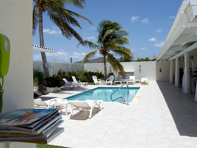 Photo for New Modern Suite Walking Distance To Palm Beach