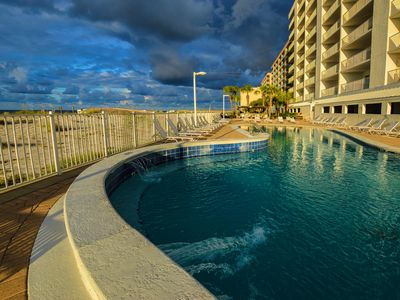 Photo for Gulf Front~Zero Entry Pool~A few open dates in July! Book your summer vacay!
