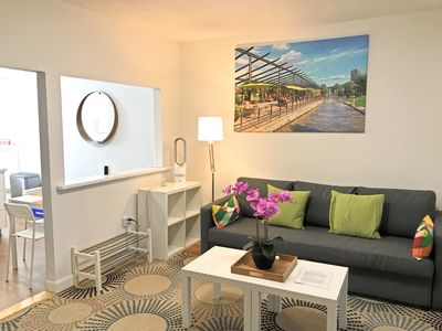 Photo for Double Unit *Spa*Luxury Beds - Downtown/Convention/Ocean/Tourist/Beach/Subway