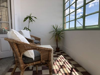 Photo for Apartment with veranda, terrace and great views