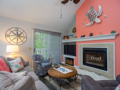 Photo for Beautiful 2 Bedroom Townhome at Cumberland Terrace at Kingston Plantation - 1E