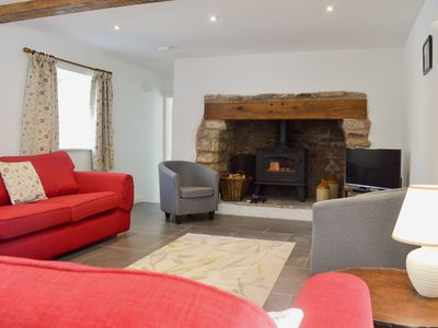Photo for 4 bedroom accommodation in Priddy, near Wells
