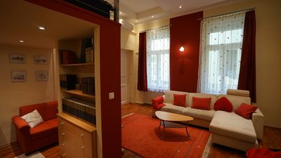 Photo for Modern and comfortable apartment in the center of Pest