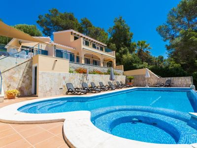 Photo for 4BR Villa Vacation Rental in Son Bou