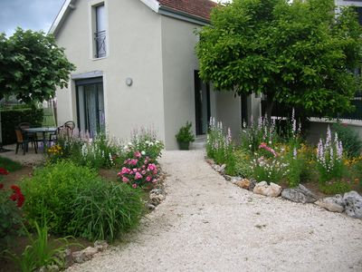 Photo for House for max 4 persons with garden and private parking