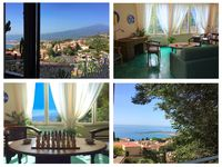 Casa Margot is located at via Leonardo Da Vinci - which is actually about 5-7 mins drive from the