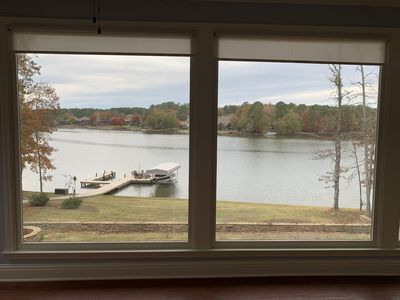 Photo for 4 Bdrm Renovated Lakefront Lake Oconee Home w/Stunning Sunset Views