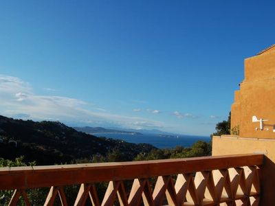Photo for Costa Brava: Charming house with views, garden, pool ...