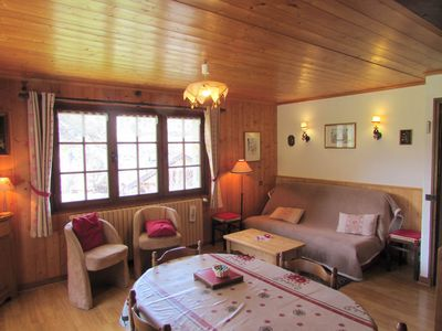 Photo for Megeve Demi Quartier: Country holiday home - DEMI-QUARTIER MEGEVE ('La Princesse' ski runs)