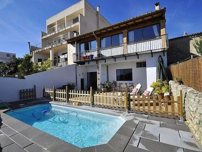 Photo for CA N'ANTONIA COSTA- Townhouse for 7 people in Montuiri. Chimney. Families Pool. Air conditioner -00017- - Free Wifi