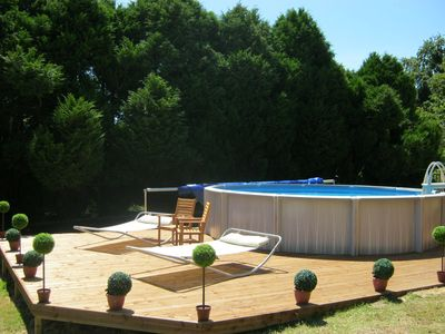 Photo for Stunning Breton Holiday Home With Swimming Pool - Sleeps 9+ - Beautiful Grounds