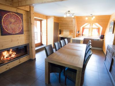 Photo for Chalet- VAUJANY- ALPE D'HUEZ- 12 people- 150 m2