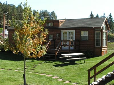 Photo for 1BR Cabin Vacation Rental in Hill City, South Dakota