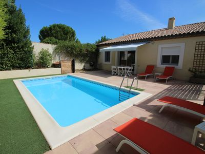 Photo for 3BR House Vacation Rental in Murviel-Lès-Béziers, Occitanie