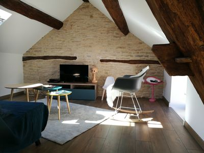 Photo for ** At Twiggy ** Vintage Guesthouse in Dijon - Prenois