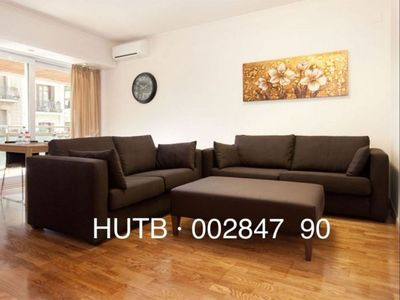 Photo for Spacious Verdaguer Tranquilo apartment in Eixample Dreta with WiFi, integrated air conditioning, pr…