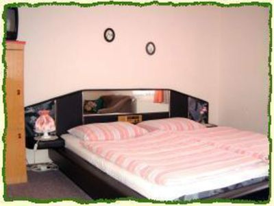 Photo for Double room, shower, toilet, standard - pastry shop, café and board Günther & Fricke GbR