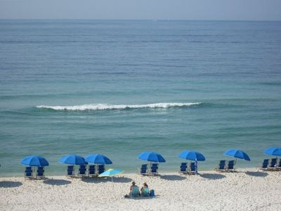 Photo for SALE! ~ AVAILABLE FOR CHECK IN ~ CANT GET ANY CLOSER TO THE SURF!~CORNER UNIT!