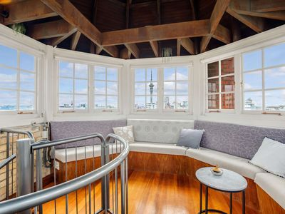 Photo for Gorgeous Unique Converted Watchtower Central Apt
