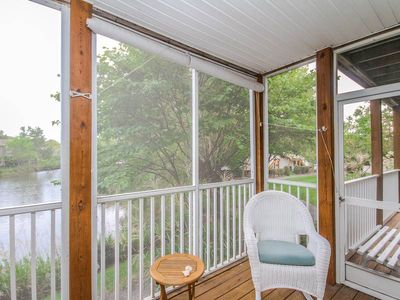 56044 Pinewood Drive, Sea Colony West - Porch