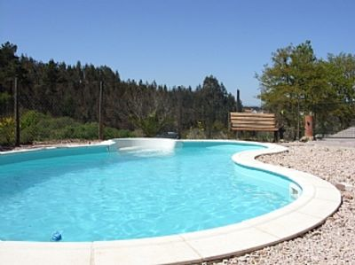 Photo for Character Farmhouse With Pool - Rural Setting