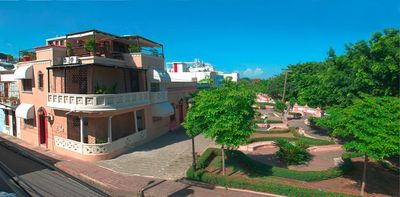 Photo for Casa Del Sol is a mansion located in the heart of the colonial zone.