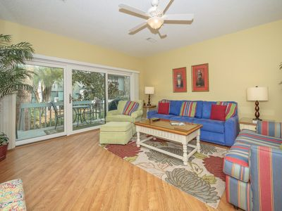 Photo for 40 Ocean Breeze, Beautiful Updated Pet Friendly, Free Bikes, Tennis & Pool