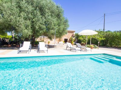 Photo for Exclusive Beautiful Finca with A / C and  private pool