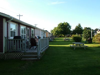 Photo for Avonlea Cottages PEI - 3 Bedroom Deluxe Cottage - 3 bedroom Deluxe Cottage (#5)