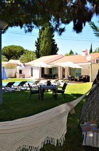 Photo for Villa Falesia beach - 4 minutes from beach with big garden and private pool