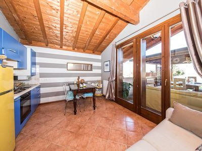Photo for 1BR Apartment Vacation Rental in Sirmione, Brescia
