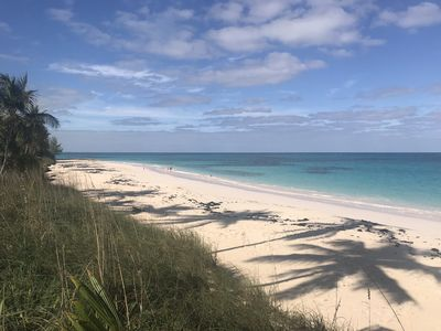 Photo for See Sea - Private villa on the pink sand beaches of Eleuthera