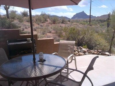 Very Very Private - 2BR/2BA w/ Mountain Views on Desert-ALL RECENTLY REMODELED!!