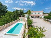 Lovely villa with private pool in small village, short drive to sea