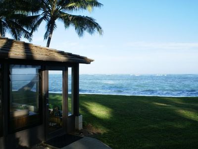 Photo for Oceanfront-Paradise on the North Shore