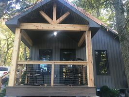 Photo for 3BR Cabin Vacation Rental in Lake Harmony, Pennsylvania