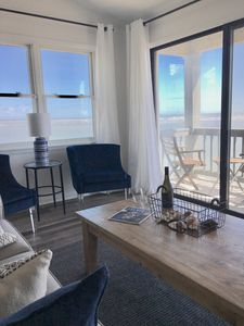 Your home away is a top floor corner unit with miles of Atlantic views!