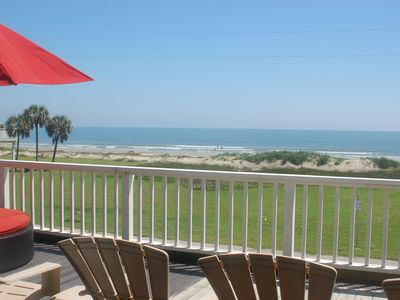 Photo for Beautiful and elegant beach house in Indian Beach with spectacular ocean views.