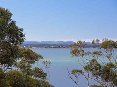 Photo for 12 'Thurlow Lodge', 6 Thurlow Avenue - water views,  pool and central location